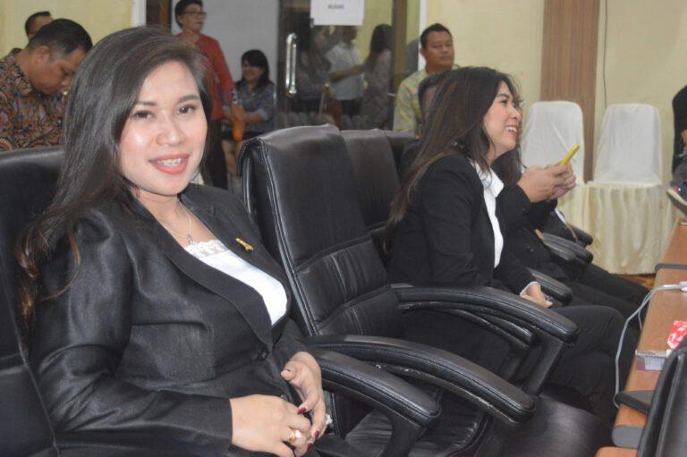 Ikut Kunker Pertama, Jurani Rurubua: Wakil Rakyat Harus Banyak Bicara