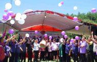 Pembukaan Pesta Seni Remaja Sinode GMIM di Kawangkoan