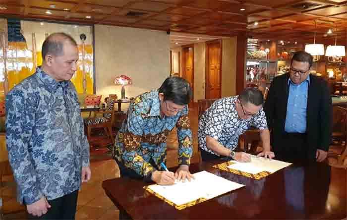 Tingkatkan Kualitas Guru di Manado, Wali Kota Vicky Lumentut Tandatangani MOU Bersama YPS Untuk Pembentukan PBG
