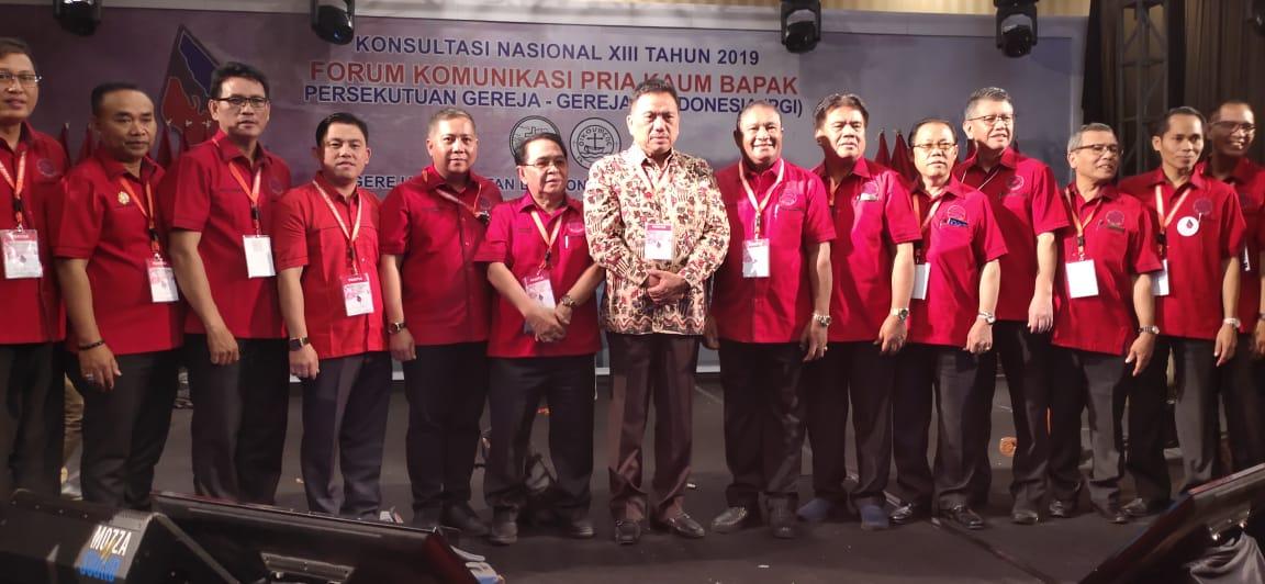 Dibuka Presiden Jokowi, Welty Hadiri FK PKB PGI di Surakarta