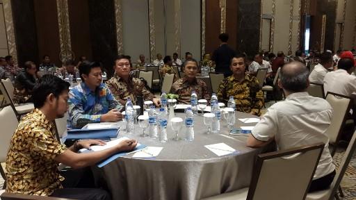 Ikuti Rakor KASN di Banten, Ini Kata Sekda Kuhu