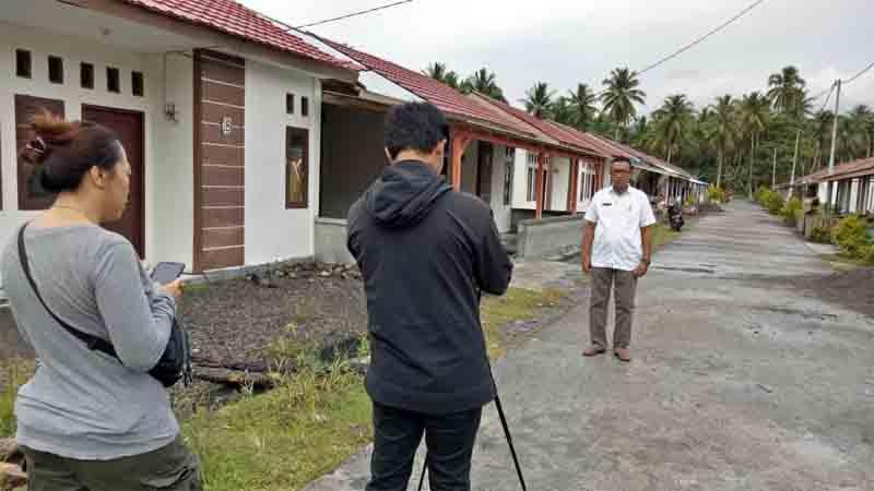 Gaghana Segera Terima Hibah 50 Unit Rumah untuk ASN