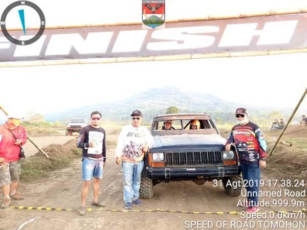 JS Racing Team Juara Umum Regional Championship 2019