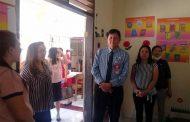 Wabup Mitra Jocke Legi Dampingi SD Negeri 2 Ratahan dan SMP 6 Ratahan di Lomba Penilaian Sekolah Sehat