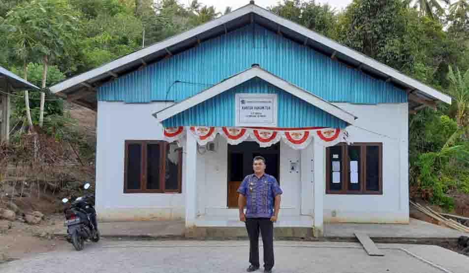 Luas Wilayah Desa Teep Warisa Akhirnya Ditetapkan
