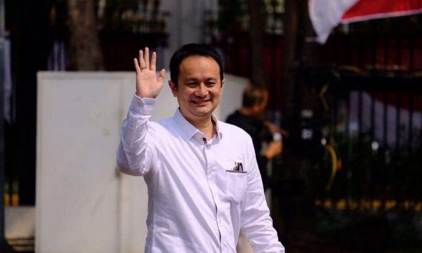 Presiden RI Joko Widodo, Percayakan Jabatan Wakmen Perdagangan ke Jerry Sambuaga