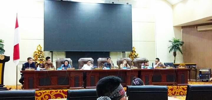 Komisi I DPRD Manado Gelar Hearing Terkait Persoalan Sengketa Tanah