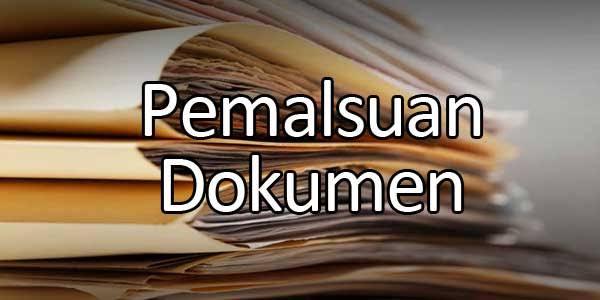 Terkait Dokumen Palsu,   BMI Minut Soroti Penanganan Kasus Hukum Tua Desa Paslaten