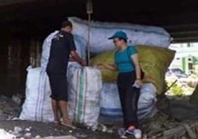 Jangan Buang Sampah Sembarangan. Rompas: Sampah Plastik Bisa Jadi Rupiah