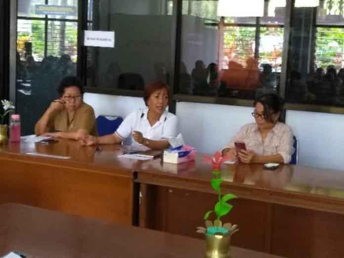 Sertijab Kepala Dinas Lingkungan Hidup Kota Manado. Tresje Mokalu: Peningkatan Kualitas Kinerja ASN Jadi Prioritas Pertama