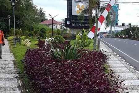 DLH Manado Rencanakan Bangun Taman di Kecamatan Mapanget