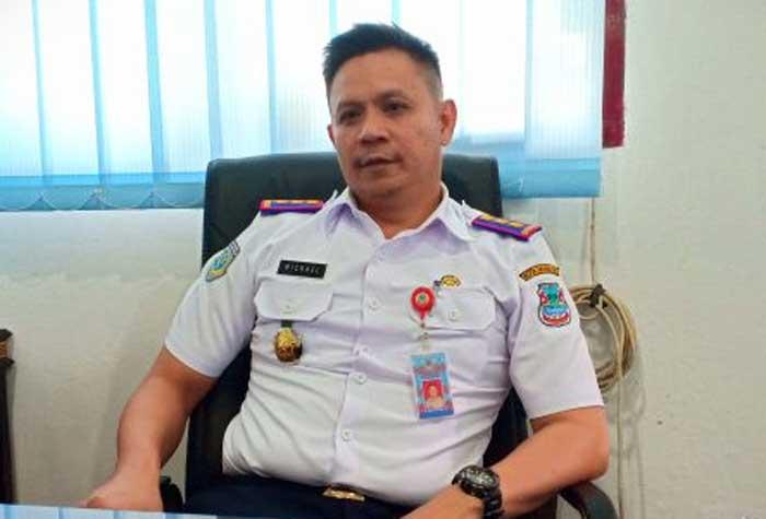 Dishub Manado Bakal Tindak Tegas Parkir Liar