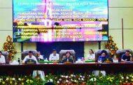 Wakili Ketua Aaltje, Noortje Pimpin Rapat Dengar Bersama Wali kota Manado