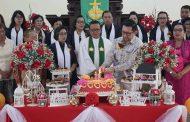 Ibadah Syukur HUT Ke 19 Jemaat GMIM Sumber Berkat Malalayang, Dihadiri Wawali Mor D. Bastiaan