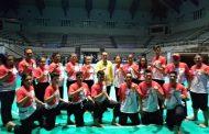 Sambangi Atlet Silat Pra Pon Sulut, Wamendag Jerry Sambuaga Beri Support