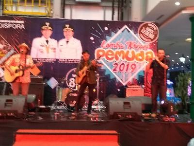 Lomba Kreasi Pemuda 2019 Hari Pertama, 27 Grup Band Tampil di Lomba Band