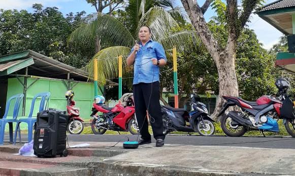 Hadiri Pledge United Cup, Kadispora Manado: Jangan Berhenti Sampai Disini