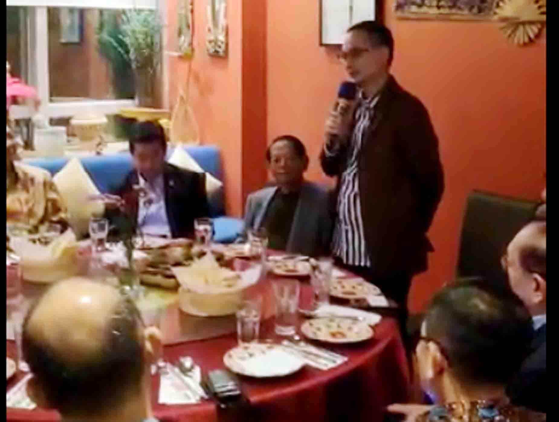 Ke China, Wamen Perdagangan Jerry Sambuaga Bertemu Pelaku Usaha Indonesia di China