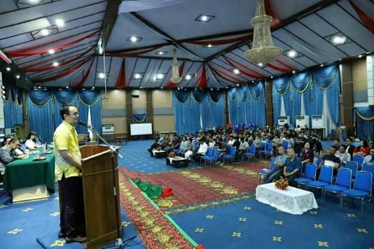 Wamen Perdagangan RI DR Jerry Sambuaga, Kunjungi Pemkot Manado