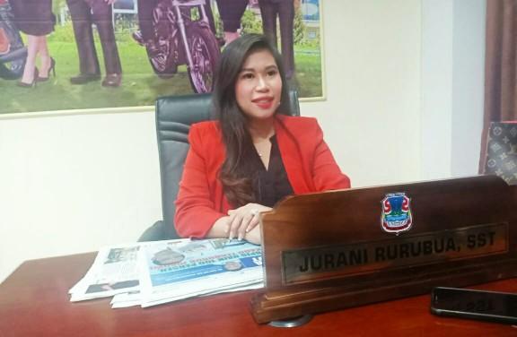Jurani Rurubua Ungkap Anggaran Reses Tiap Anggota DPRD Manado