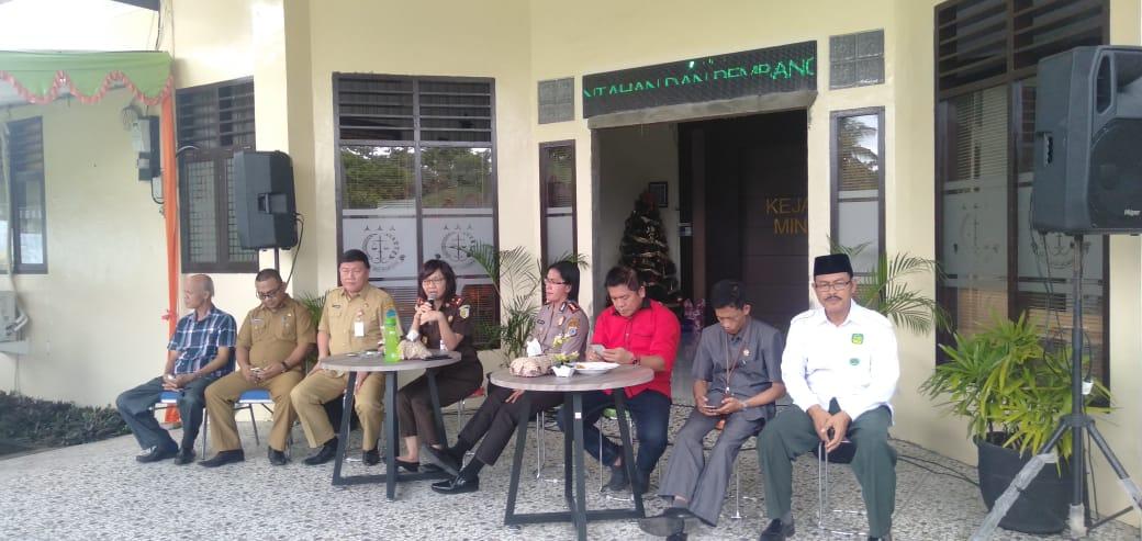 Gelar Coffee Morning di Akhir Tahun, Kejari Bersama Forkopimda Matangkan Sejumlah Agenda Penting