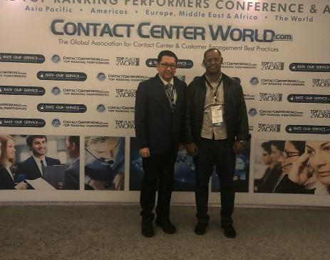 Tertarik Dengan Presentasi Wawali Mor Bastian Terkait Public Service Center, Pemerintah Dubai Ingin Belajar ke Manado
