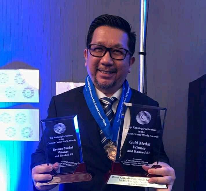 Kota Manado Raih Dua Kategori Juara di CCW Barcelona Spanyol