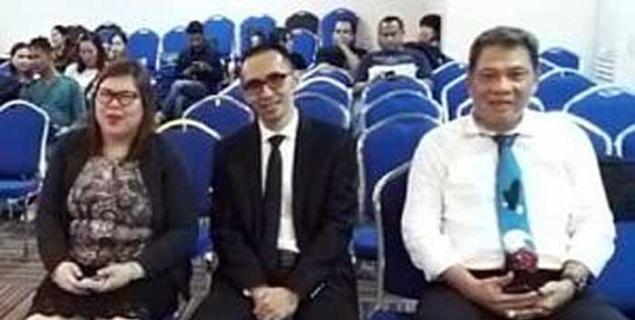 Wali Kota Manado Lantik Dirum dan Anggota Banwas PD Pasar yang Baru