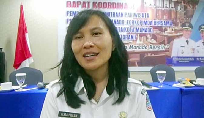 Kota Manado Jadi Destinasi Wisata di Indonesia. Lenda Pelealu: Kunjungan Wisatawan Naik 600 Persen Dalam 5 Tahun Akhir