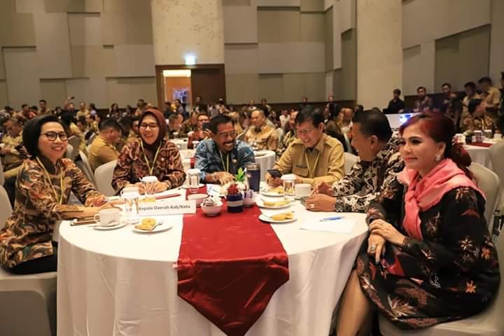 Wali Kota Vicky Lumentut Hadiri Workshop Implementasi Penegakan Kode Etik BPK