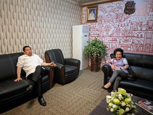 Dukung MDB di Pilwako Manado.Van Bone: Dia Kader Terbaik dan Sesuai Petunjuk Partai