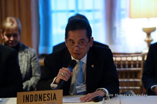 Mendag Agus Suparmanto Hadiri Pertemuan Menteri Kelompok Cairns