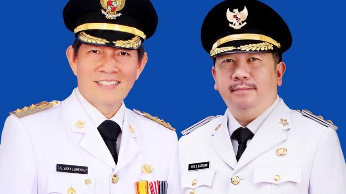 Pemerintah Kota Manado GSVL-MOR  Salurkan Bansos Kepada Para Hamba Tuhan se-Kota Manado