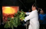 Incenerator di Kecamatan Paal Dua Beroperasi. Wali Kota Vicky Lumentut: Permasalahan Sampah Perlahan  Mulai Teratasi
