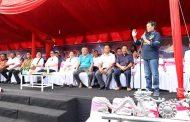 Wali Kota Vicky Lumentut Hadiri  Cap Go Meh di Kompleks Pecinan Manado