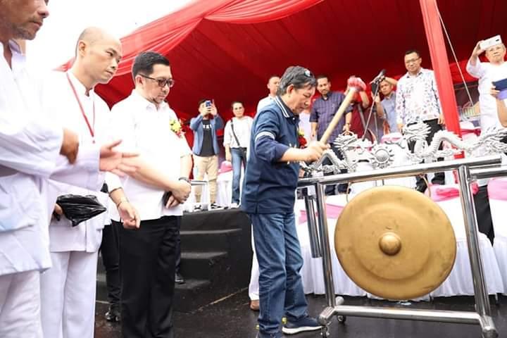Hadiri Perayaan Cap Go Meh di Pecinan Manado. Wawali Mor: Tradisi Budaya Ini Harus Tetap Dilestarikan
