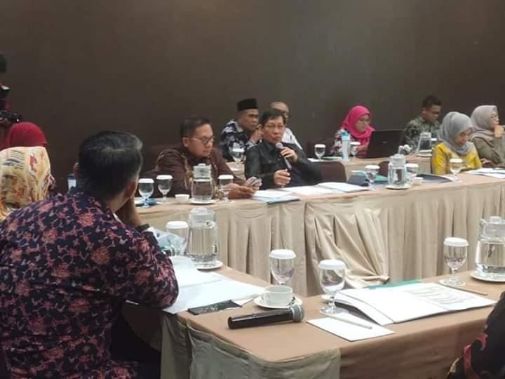 Wali Kota Vicky Lumentut Hadiri Rapat Bersama Dewan Pengurus APEKSI