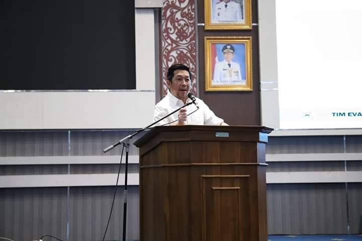 Wawali Mor Bastiaan Buka  RAPIM EPRA Triwulan IV TA 2019