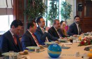 Tingkatkan Ekonomi Kedua Negara, Wamendag Gelar Pertemuan  dengan Pelaku Usaha Turki