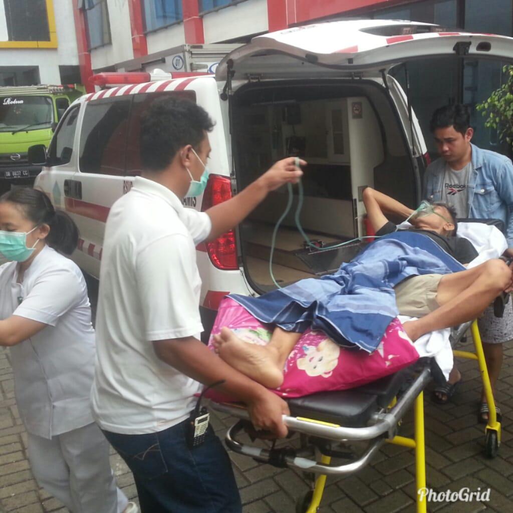 RSUD Walanda Maramis Diduga Terlantarkan Pasien Selama Lima Hari