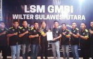 Perkuat Struktur Sampai ke Kecamatan, Ketua Distrik Minut Berikan SK ke KSM Kema