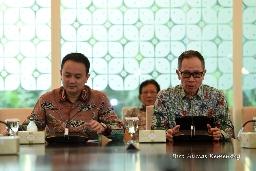 Wamendag dan Wamenlu Pimpin Rapat Persiapan Konsultasi Kasus Sengketa RED II dan Delegated Regulations (DS593)