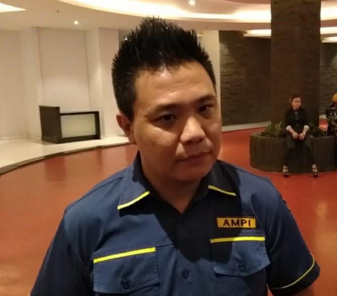 Segera Gelar Musda. Moris: Maringka Layak Nakhodai AMPI Kota Manado