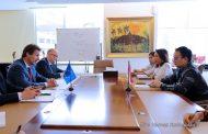 Wamendag RI Jerry Sambuaga Terima Kunjungan Managing Director for Asia and Pasific Department EEAS dan Duta Besar Uni Eropa Jakarta