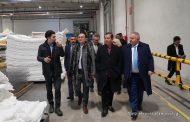 Didampingi Dubes RI Ankara, Wamendag Jerry Sambuaga Kunjungi Pabrik Industri di Turki