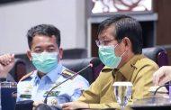 Rapat Satgas Penanganan Covid -19, Wali Kota GSVL: Sesuai Instruksi Presiden
