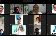 Tindak Lanjut 'Work From Home', Wawali Mor Bastiaan Uji Coba Video Conference