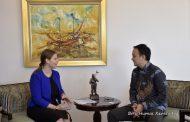 Wamendag RI Terima Kunjungan Kabag Perdagangan dan Investasi Kemenlu dan Perdagangan Hungaria