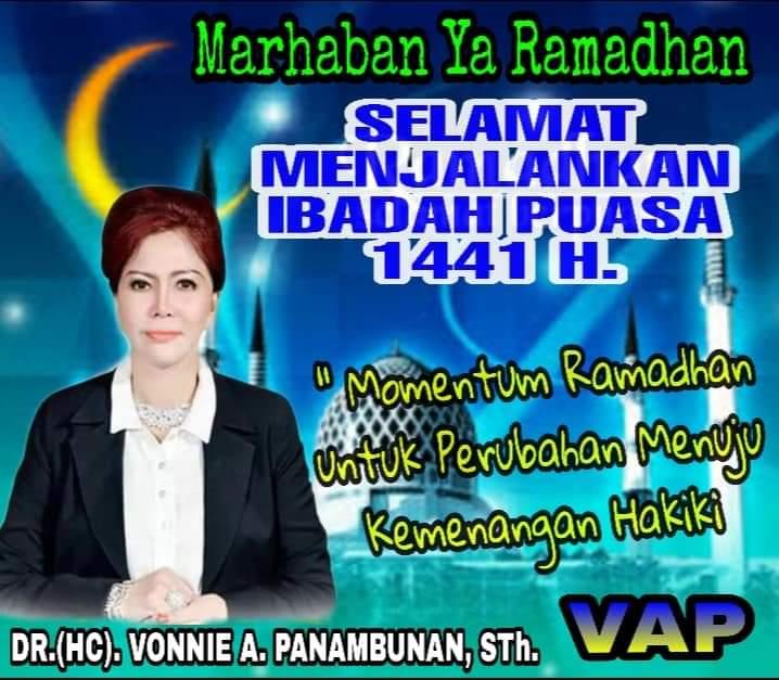 Moment Bulan Suci Ramadhan,  Bupati VAP Minta Terus Jaga Toleransi