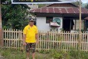 Melalui Baliho Imbauan, Masyarakat Tompaso Baru Mendapatkan Pesan Kamtibmas